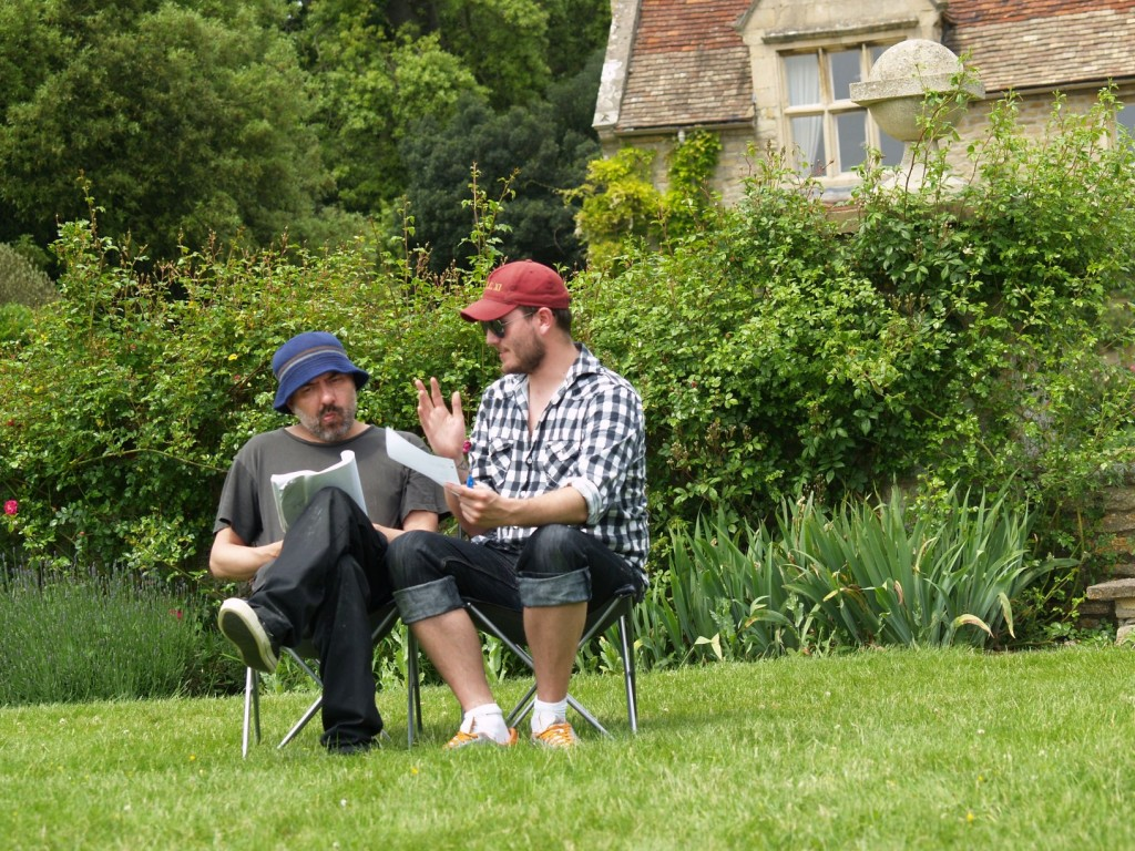 James Harrison & Alex Levene at Tofte Manor