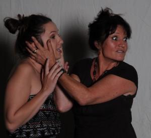 Valentini Kalpini as Paquita & Tanya Myers as Lola